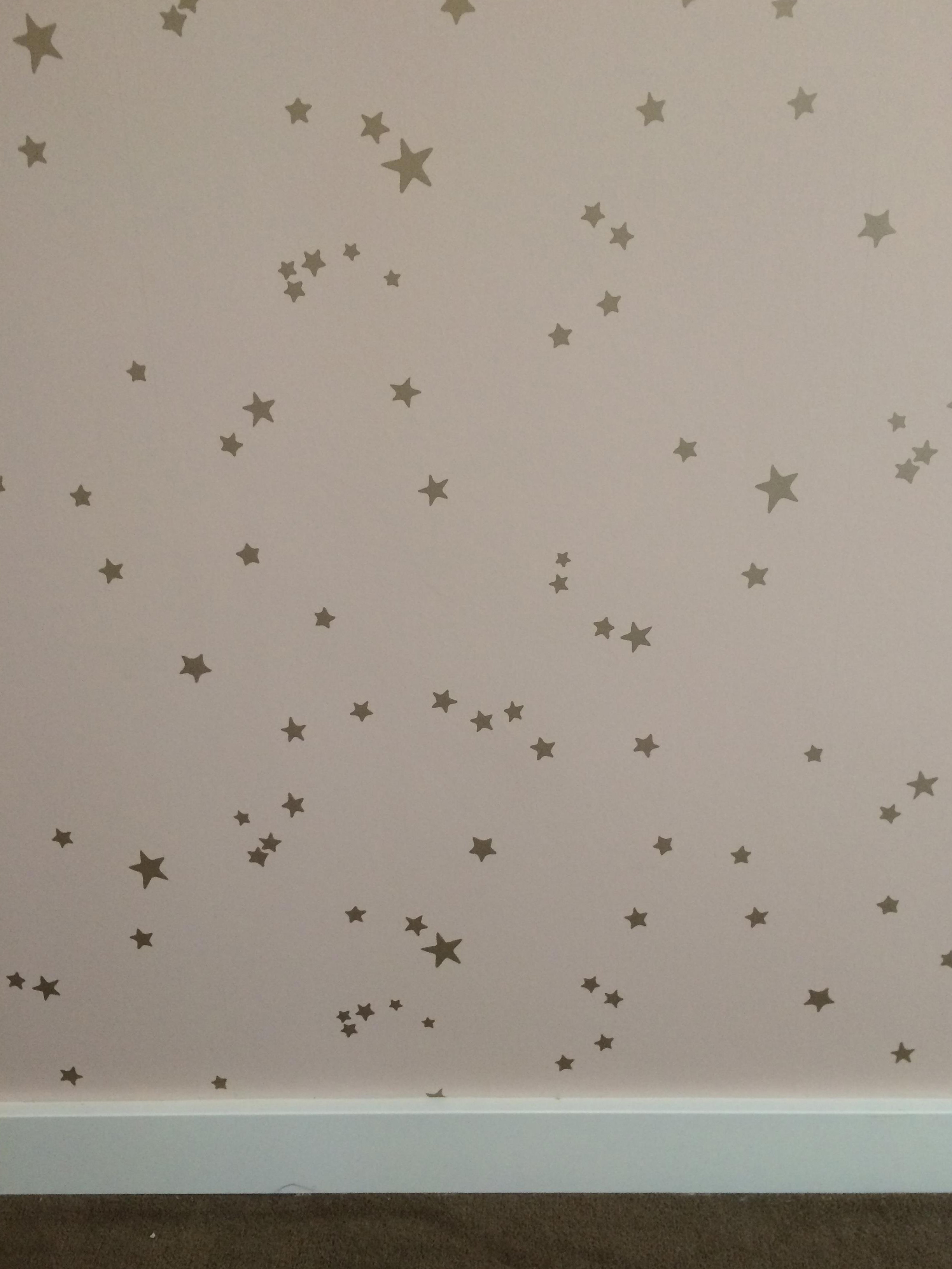 Cole & sons wallpaper in child s bedroom Salter Point Manning