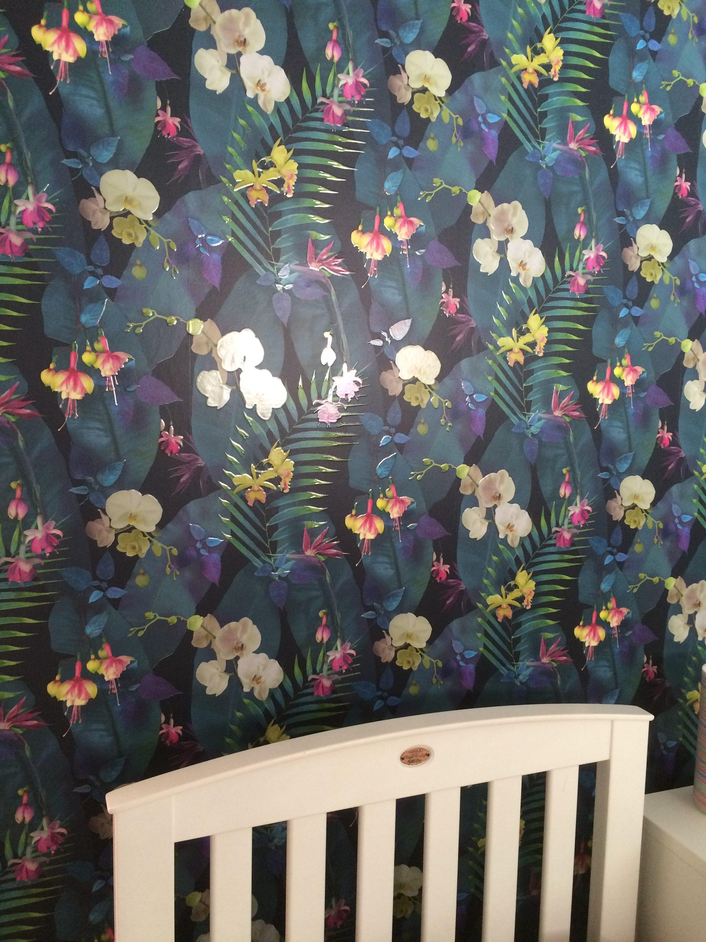 Girls bedroom in Dalkeith