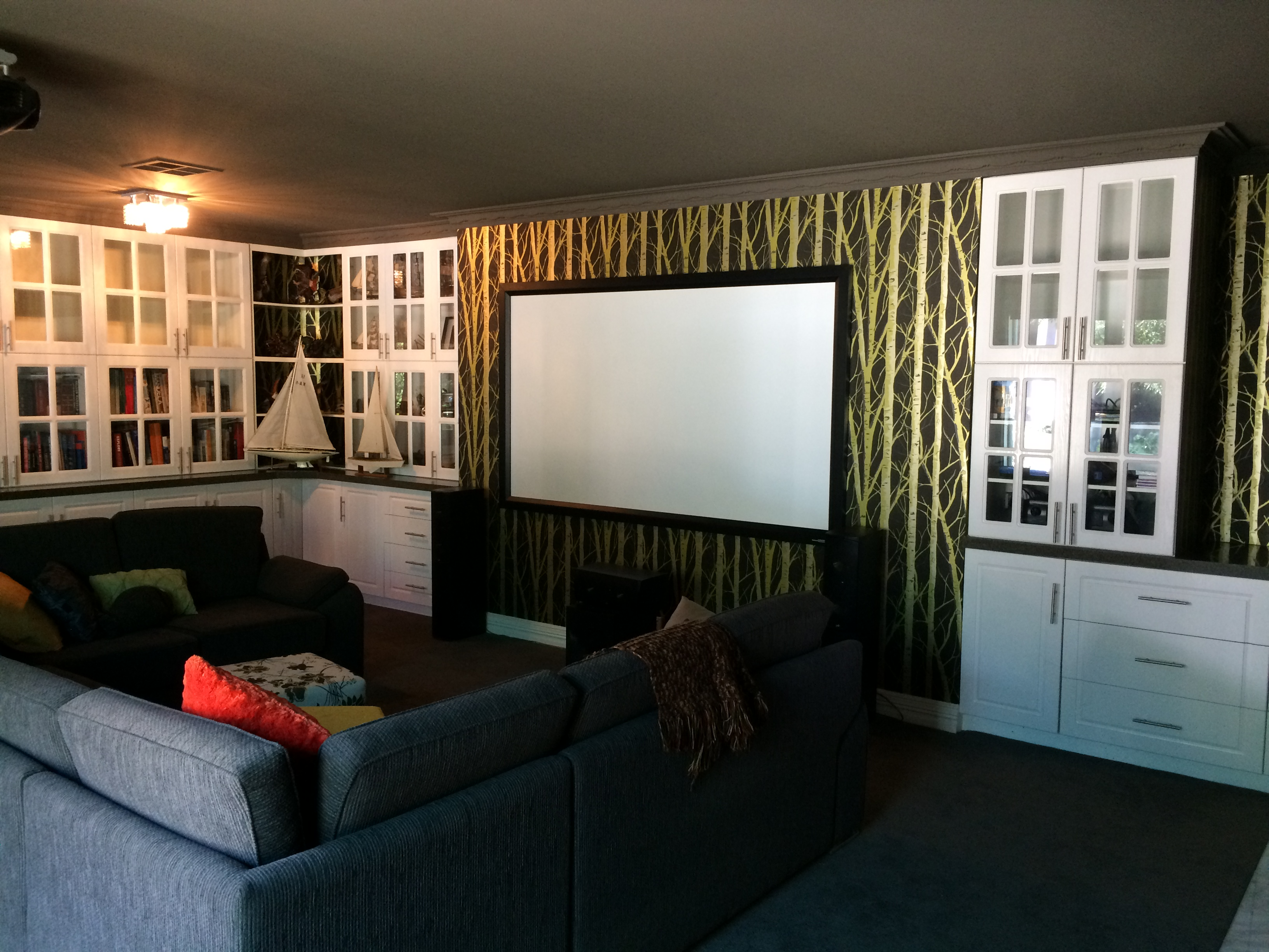Mandurah Theatre Room