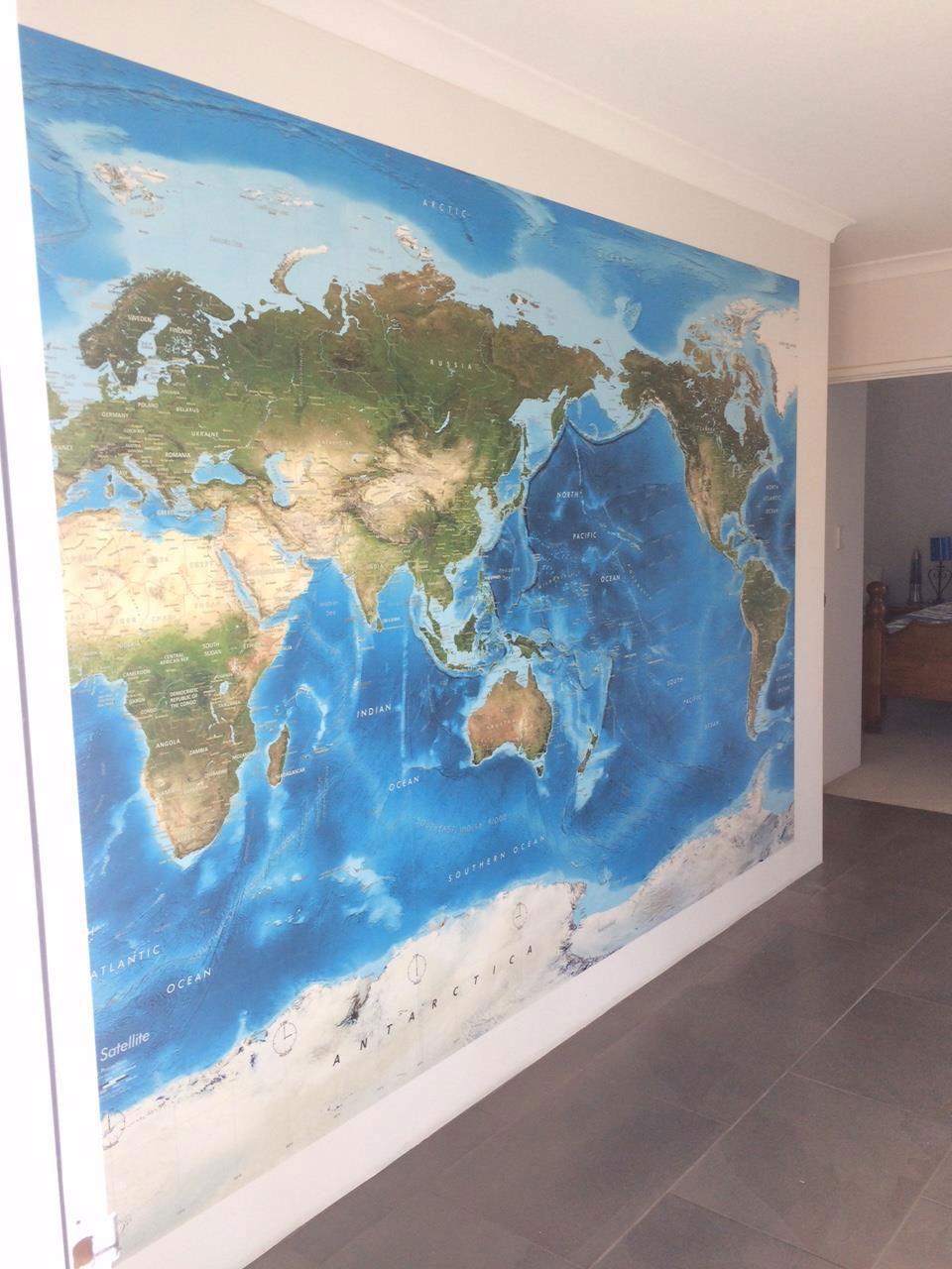 Worldmapsonline.com: Singleton Entry