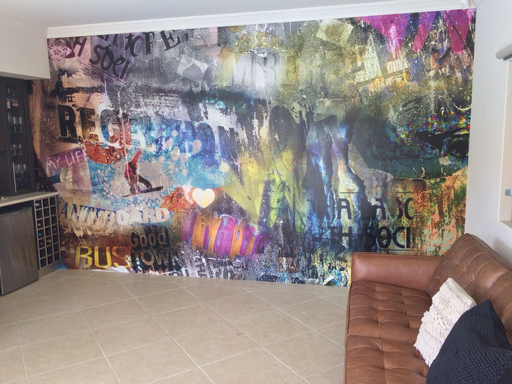 Mural in Playroom Mandurah